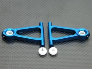Picture of GPM TT054 Alloy Front Upper Arm Set 1-pr (Blue)