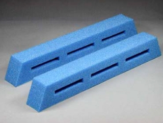 Picture of Take Off TO-347B Chassis Side Protector (Blue)