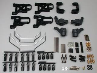 Picture of Tamiya 53467 Long-Span Suspension Arm Set (TL01-FF02)
