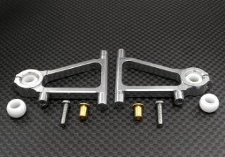 Picture of GPM TT055 Alloy Front Lower Arm Set 1-pr (Blue)