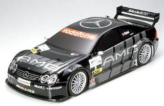 Picture of Tamiya 58296 CLK-DTM 2002 AMG-Mercedes - TL01LA 1/10