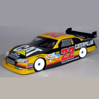 Picture of McAllister 235 Car of Tomorrow Stocker 1/10 (Unpainted)