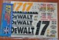 Picture of Slixx Decals Part-RC0317/2196 2003 #17 Matt Kenseth (Dewalt) 1/10th