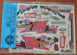 Picture of Slixx Decals Part-RC0318/2197 2003 #18 Bobby LaBonte (Interstate Batteries) 1/10th