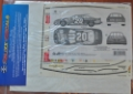 Picture of Slixx Decals Part-RC0120/2154 2001 #20 Tony Stewart (Home Depot/Husky) 1/10th