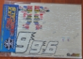 Picture of Slixx Decals Part-RC0309/2191 2003 #9 Bill Elliot (Dodge Dealers) 1/10th