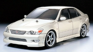 Picture of Tamiya 58237 1999 Lexus IS200 Chassis Body Part Set