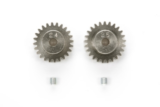 Picture of Tamiya 50477 24T-25T Pinion Gear Set