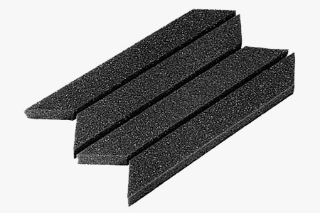 Picture of Tamiya 53255 RC M Chassis 60D Inner Sponge Hard (4pcs)