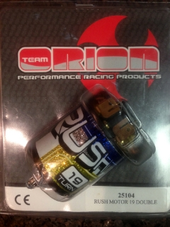 Picture of Team Orion Rush Motor 19 Double 25104