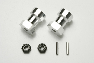Picture of Tamiya The Frog (2005) Aluminum Wheel-Adapter 53913