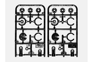 Picture of Tamiya C.V.A Mini Shock Unit II V Parts (Damper Collar) 50598