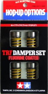Picture of Tamiya (#53571) 55mm TRF Damper Set (Fluorine Coated)
