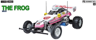 Picture of Tamiya The Frog - 1/10 Re-Release 58354