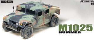 Picture of Tamiya M1025 Hummer - TA01/02 58154