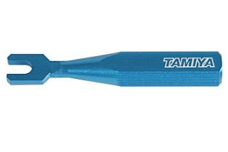 Picture of Tamiya 53602 Turnbuckle Wrench (Blue)
