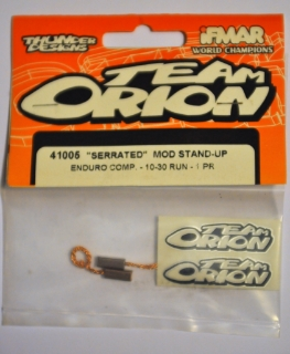 """Picture of Team Orion """"Serrated"""" Mod Stand-up Brush 41005"""