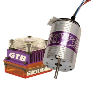 Picture of NOVAK (#3000) GTB/Velociti Brushless System 3.5