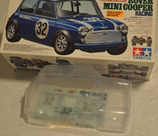 Picture of Tamiya 58211 Rover Mini Cooper Racing - M03 Body Only