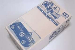 Picture of TAMIYA 50795 1/10 Rover Mini Cooper racing body