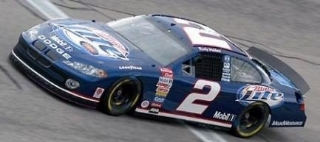 Picture of Ocean Graphics #2 Rusty Wallace (Miller Lite) 2005 1/10th