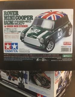 Picture of Tamiya 92177 Mini Cooper Racing M-03 Union Jack (New)