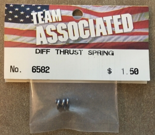 Picture of Team Associated 6582 Diff Thrust Spring