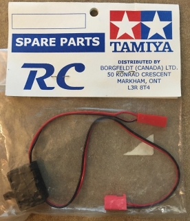 Picture of Tamiya 9805666 Receiver Switch for 43501