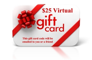 Picture of GoRC On-Line Gift Card $25