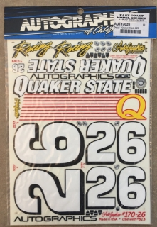 Picture of Autographics 170-26 #26 Quaker State NASCAR RC Car 1/10th Scale