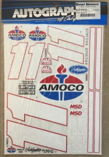 Picture of Autographics 170-11 #11 Amoco NASCAR RC Car 1/10th Scale