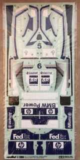 Picture of Tamiya (#58303) BMW Power Castrol #5 Decal