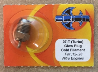 Picture of Orion Glow Plug Cold Filament for 12-28 Nitro Engines
