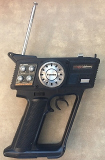 Picture of Futaba Magnum Junior Radio FP-T2PBKA 75 MHz Transmitter