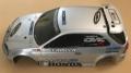 Picture of Tamiya Honda Civic Mini Cooper Body M03R Silver (refurb)