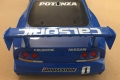 Picture of Tamiya TL-01 Calsonic 1/10 Body (refurb)