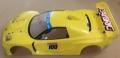 Picture of Tamiya TA-05 Raybrig Yellow 1/10 Body (refurb)