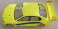 Picture of Tamiya TT-01 Lexus Yellow 1/10 Body (refurb)