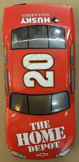 Picture of McAllister Car of Tomorrow Monte Carlo Home Depot 1/10 Body (refurb)