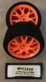 Picture of GQ Racing Tyres MTCS32R 1:10 Touring Car Rear 30mm Shore: 32 (1 pair)