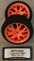 Picture of GQ Racing Tyres MTCS35F 1:10 Touring Car Front 26mm Shore: 35 (1 pair)