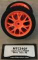 Picture of GQ Racing Tyres MTCS40F 1:10 Touring Car Front 26mm Shore: 40 (1 pair)