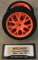 Picture of GQ Racing Tyres MTCS42F 1:10 Touring Car Front 26mm Shore: 42 (1 pair)